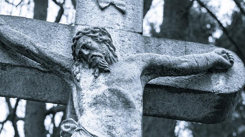 cross-sculpture